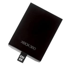 Hd 250gb Xbox 360 Slim/superslim Interno/externo/original