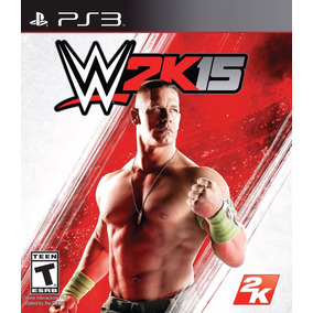 Wwe 2k15 Ps3 | Digital Español Oferta