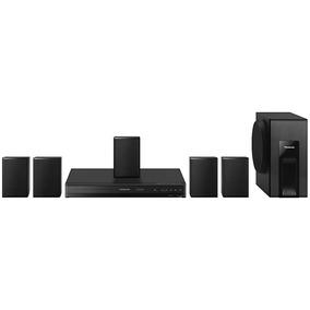 Sistema De Dvd Home Theater Panasonic Sc-xh105pu-k