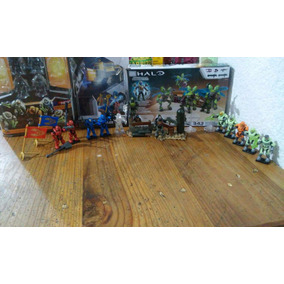 Halo Super Coleccion Megablocks
