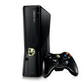 Consola Microsoft Xbox 360 S 4gb-negro