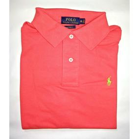 d0ec1843dfd2a Camiseta Mujer Polo Ralph - Ropa y Accesorios Coral en Mercado Libre ...
