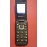Motorola W346 Celular Con Tapita