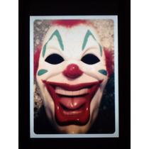 Mascara Terror Payaso Hallowheen Twisted Metal Pvc Usa