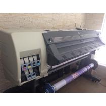 Plotter Hp Látex L25500 60 Impressora Em Excelente Estado
