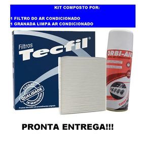 Kit Higienização Do Ar Condicionado Zafira/vectra Novo