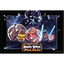 Angry Birds Star Wars 3d Super 150 Pc Rompecabezas