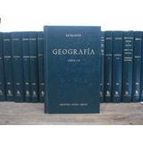 Geografía Libros 1-2 Estrabón Editorial Gredos