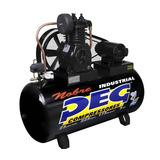 Compressor De Ar 25 Pés 225 L Trifásico Alta Pressão Peg