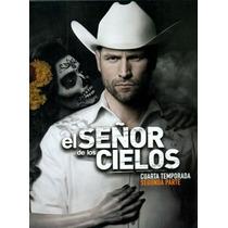 El Señor De Los Cielos 4 Vol. 2 Serie Dvd
