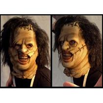 Texas Chain Saw Massacre Mascara, Disfraz, Mask En Latex, Fx