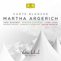 Marta Argerich - Carte Blanche - Edición 2 Cds