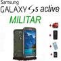 Samsung Galaxy S5 Active Ip67 Militar 4g Android Nuevo +4