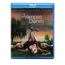 Diario De Vampiros The Vampire Diaries Temporada 1 En Bluray