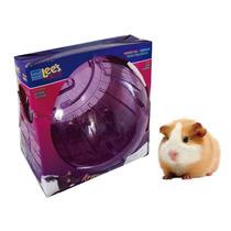 Esfera Rueda Pelota Cuyo, Hamster, Huron 28 Cm De Diametro
