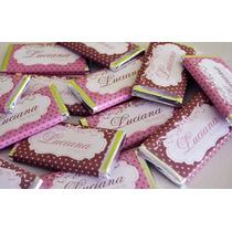 :: Souvenirs Lata Central + 30 Chocolates Personalizados! ::