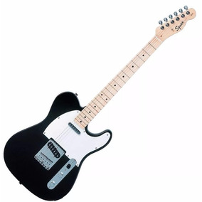 Squier Telecaster Affinity Mn Flat Black - Oddity