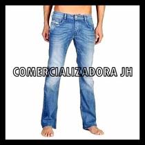 Oferta Jeans Diesel - Pantalón De Caballeros - Original