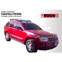 Gran Cherokee, Canastilla Portaequipaje Trocko Trc-1018 L