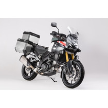Suzuki Vstrom 1000 Maletas Laterales Sw Motech Aluminio Moto