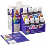 Colorante En Gota X8 Color Right System - Wilton