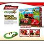 Trencity Kit Inicial Tren De Reciclado Rojo 15 Piezas