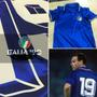 Camiseta Retro Italia 1990 Titi Schillaci