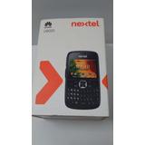Nextel Huawei U6020 Produto 100% Original Promoção De Natal