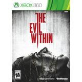 Xbox 360 The Evil Whitin- Naruto Uns Revolution-saint Row 4