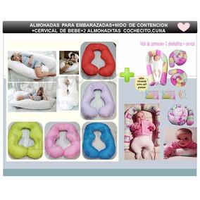 Almohada Para Embarazadas : Amamantar,descanso+regalo!!