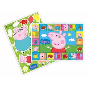Kit Decorativo Cartonado Peppa Pig
