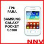 Funda Protectora Silicona Tpu Samsung Pocket S5300 S5360