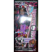 Monster High Clawdeen Wolf Vip Original Mattel