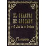 El Oraculo De Salomon O El Libro De Los Destinos - Nuevo