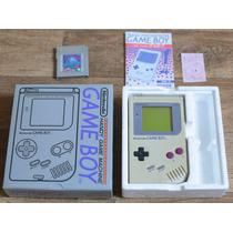Game Boy Classic Na Caixa