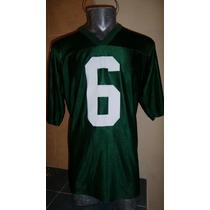 Jersey Nfl Football Americano Jets Nueva York Sanchez 6