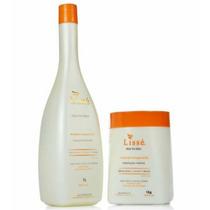 Lissé Kit Revigorante Day-to-day Shampoo E Máscara 1 Litro