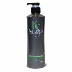 Kerasys Shampoo Hair Clinic System-scalp Care Balancing