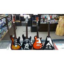 Guitarras Decorativas 23 Cm Diseños De Calidad Increibles