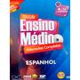 Coleção Ensino Medio Videoaulas Completas Espanhol 2 Dvds