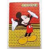 Convite - Mickey Vermelho (pack 10 Unidades)