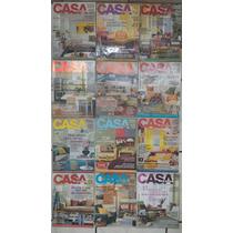 Lote Com 30 Revistas Casa Cláudia Decoraçãofrete Grátis