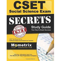 Libro Cset Social Science Exam Secrets Study Guide: Cset Tes