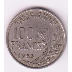 Francia 1955 Moneda De 100 Francos