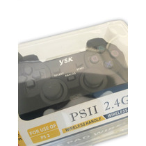Joystick Controle Playstation 2 Sem Fio Dual Shock