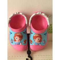 Zapatos Para Niña Princesa Sofia