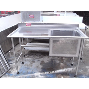 Fregadero de ropa mercado libre ecuador for Mesas industriales
