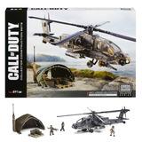 Call Of Duty Anti-armor Helicopter Mega Bloks 891 Pzas Msi