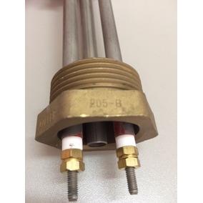 Resistência Elétrica P/boiler-com Bulbo/aq.solar 3000wx220v