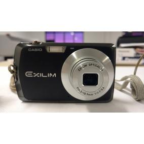 Câmera Digital Casio Exilim 10mp + Cartão Sd4gb